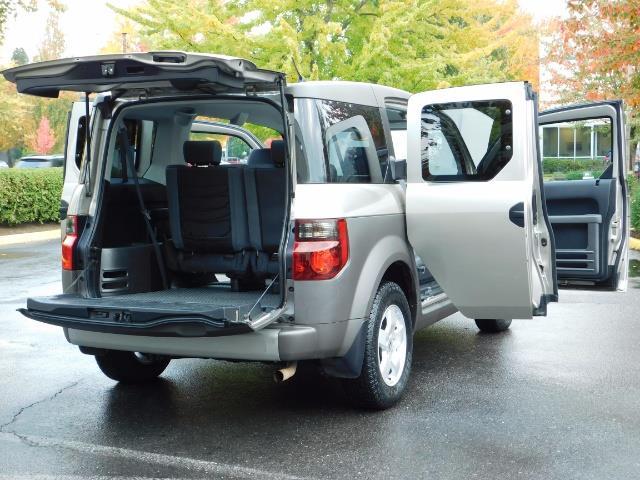 2004 Honda Element EX SUV / ALL WHEEL DRIVE / SUN ROOF / 101K MILES - Photo 27 - Portland, OR 97217