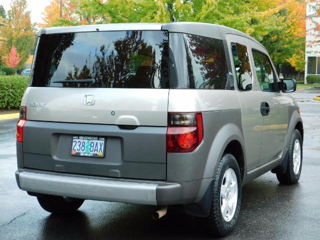 2004 Honda Element EX SUV / ALL WHEEL DRIVE / SUN ROOF / 101K MILES - Photo 8 - Portland, OR 97217