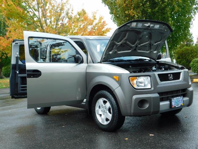 2004 Honda Element EX SUV / ALL WHEEL DRIVE / SUN ROOF / 101K MILES - Photo 28 - Portland, OR 97217