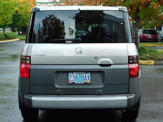 2004 Honda Element EX SUV / ALL WHEEL DRIVE / SUN ROOF / 101K MILES - Photo 6 - Portland, OR 97217