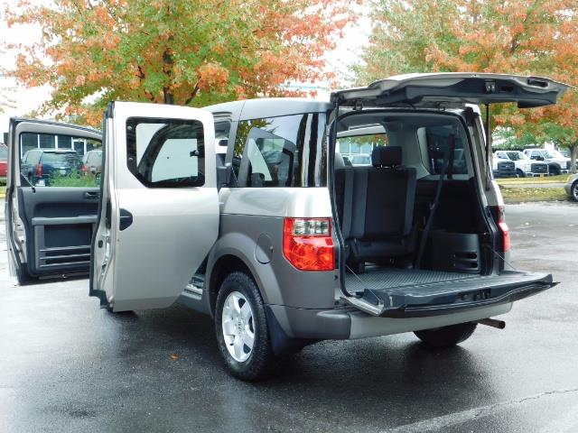 2004 Honda Element EX SUV / ALL WHEEL DRIVE / SUN ROOF / 101K MILES - Photo 25 - Portland, OR 97217