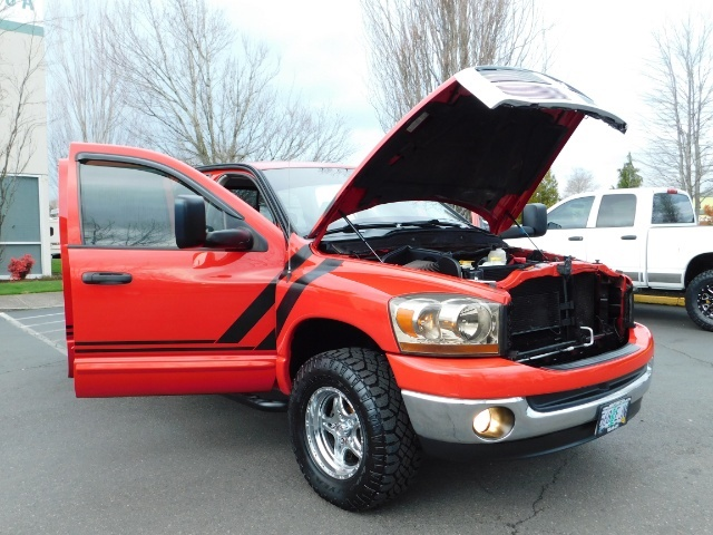 2006 Dodge Ram 1500 SLT SLT 4dr Quad Cab / 4X4 / 5.7L HEMI / Excel Con - Photo 34 - Portland, OR 97217