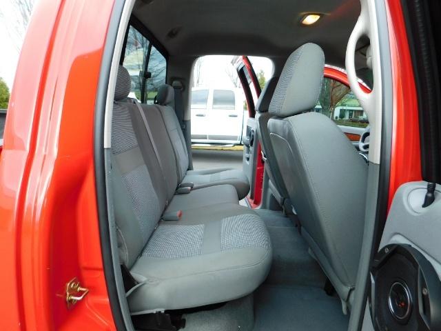 2006 Dodge Ram 1500 SLT SLT 4dr Quad Cab / 4X4 / 5.7L HEMI / Excel Con - Photo 16 - Portland, OR 97217