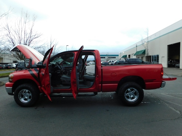 2006 Dodge Ram 1500 SLT SLT 4dr Quad Cab / 4X4 / 5.7L HEMI / Excel Con - Photo 31 - Portland, OR 97217