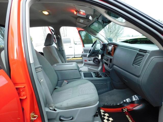 2006 Dodge Ram 1500 SLT SLT 4dr Quad Cab / 4X4 / 5.7L HEMI / Excel Con - Photo 17 - Portland, OR 97217