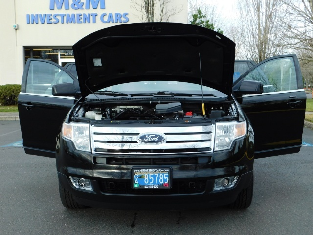 2009 Ford Edge Limited / AWD / NAVi / PANO ROOF / HEATED LEATHER - Photo 30 - Portland, OR 97217