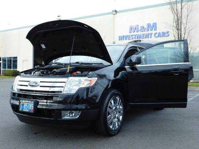 2009 Ford Edge Limited / AWD / NAVi / PANO ROOF / HEATED LEATHER - Photo 32 - Portland, OR 97217