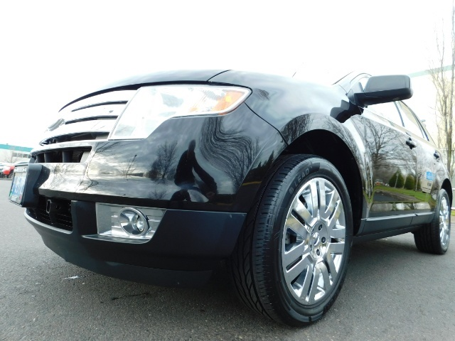 2009 Ford Edge Limited / AWD / NAVi / PANO ROOF / HEATED LEATHER - Photo 9 - Portland, OR 97217