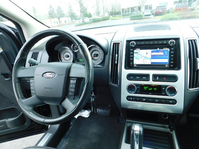 2009 Ford Edge Limited / AWD / NAVi / PANO ROOF / HEATED LEATHER - Photo 37 - Portland, OR 97217