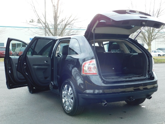 2009 Ford Edge Limited / AWD / NAVi / PANO ROOF / HEATED LEATHER - Photo 25 - Portland, OR 97217