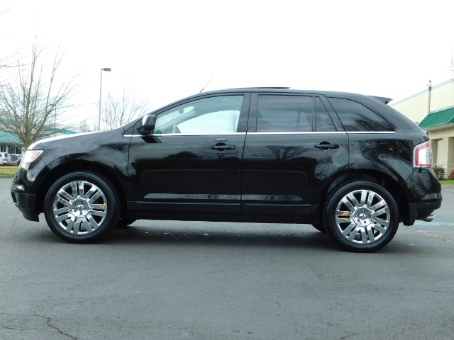 2009 Ford Edge Limited / AWD / NAVi / PANO ROOF / HEATED LEATHER - Photo 3 - Portland, OR 97217