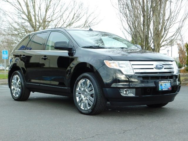 2009 Ford Edge Limited / AWD / NAVi / PANO ROOF / HEATED LEATHER - Photo 2 - Portland, OR 97217