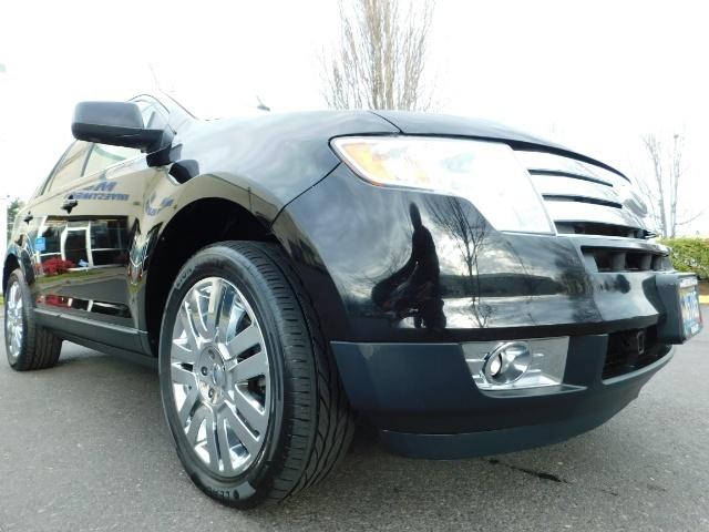 2009 Ford Edge Limited / AWD / NAVi / PANO ROOF / HEATED LEATHER - Photo 12 - Portland, OR 97217