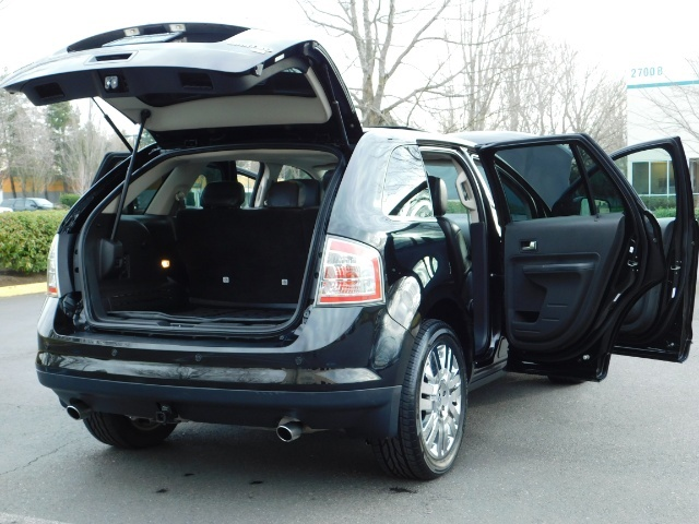 2009 Ford Edge Limited / AWD / NAVi / PANO ROOF / HEATED LEATHER - Photo 28 - Portland, OR 97217