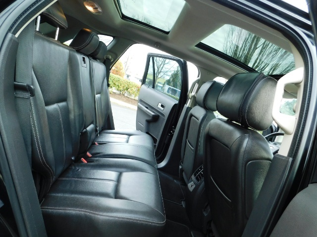 2009 Ford Edge Limited / AWD / NAVi / PANO ROOF / HEATED LEATHER - Photo 16 - Portland, OR 97217
