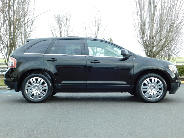 2009 Ford Edge Limited / AWD / NAVi / PANO ROOF / HEATED LEATHER - Photo 4 - Portland, OR 97217