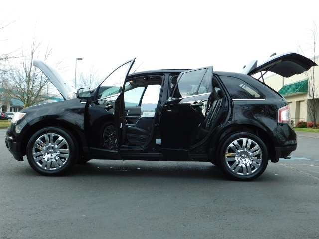 2009 Ford Edge Limited / AWD / NAVi / PANO ROOF / HEATED LEATHER - Photo 22 - Portland, OR 97217