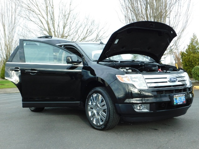 2009 Ford Edge Limited / AWD / NAVi / PANO ROOF / HEATED LEATHER - Photo 29 - Portland, OR 97217