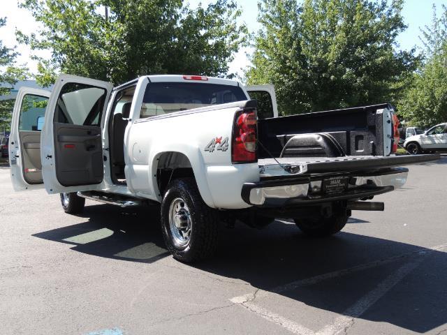 2007 Chevrolet Silverado 2500 LT / 4X4 / 6.6L DURAMAX DIESEL / 1-OWNER - Photo 27 - Portland, OR 97217
