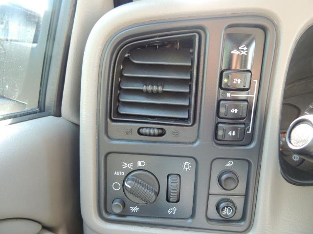 2007 Chevrolet Silverado 2500 LT / 4X4 / 6.6L DURAMAX DIESEL / 1-OWNER - Photo 20 - Portland, OR 97217