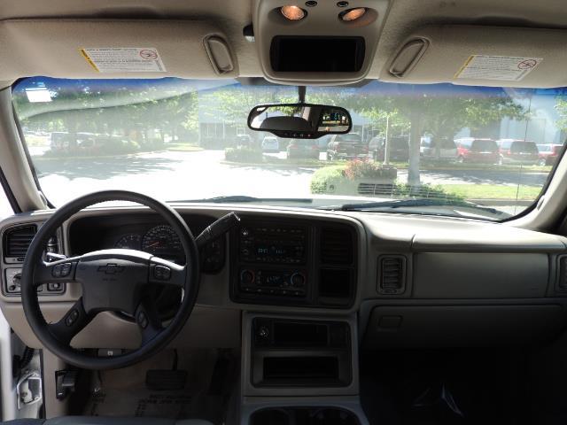 2007 Chevrolet Silverado 2500 LT / 4X4 / 6.6L DURAMAX DIESEL / 1-OWNER - Photo 35 - Portland, OR 97217