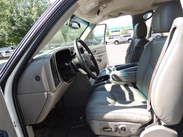 2007 Chevrolet Silverado 2500 LT / 4X4 / 6.6L DURAMAX DIESEL / 1-OWNER - Photo 15 - Portland, OR 97217