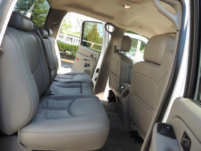 2007 Chevrolet Silverado 2500 LT / 4X4 / 6.6L DURAMAX DIESEL / 1-OWNER - Photo 17 - Portland, OR 97217