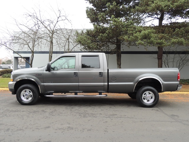 Ford F  Lariat Bed Size