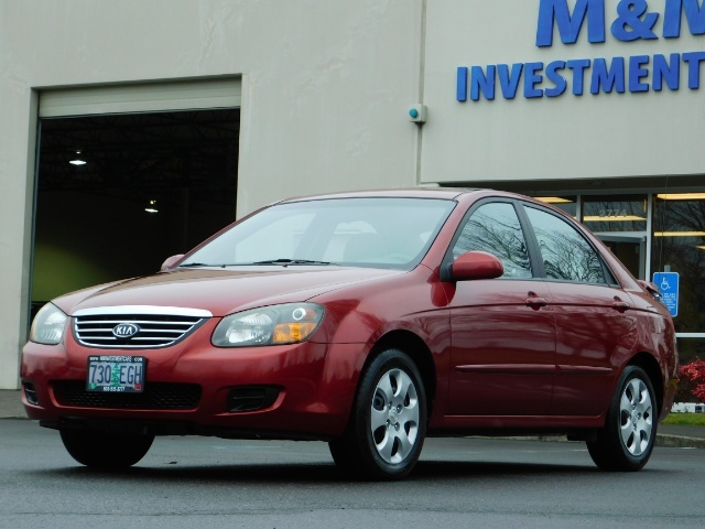 2009 Kia Spectra EX / Sedan / Auto / Sunroof / Spoiler / 1-OWNER - Photo 47 - Portland, OR 97217
