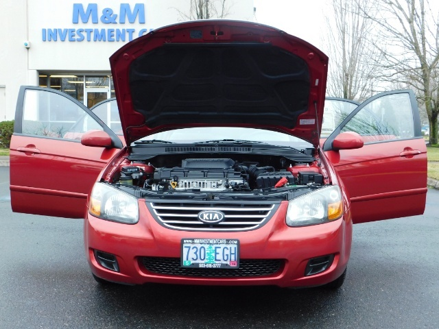 2009 Kia Spectra EX / Sedan / Auto / Sunroof / Spoiler / 1-OWNER - Photo 33 - Portland, OR 97217