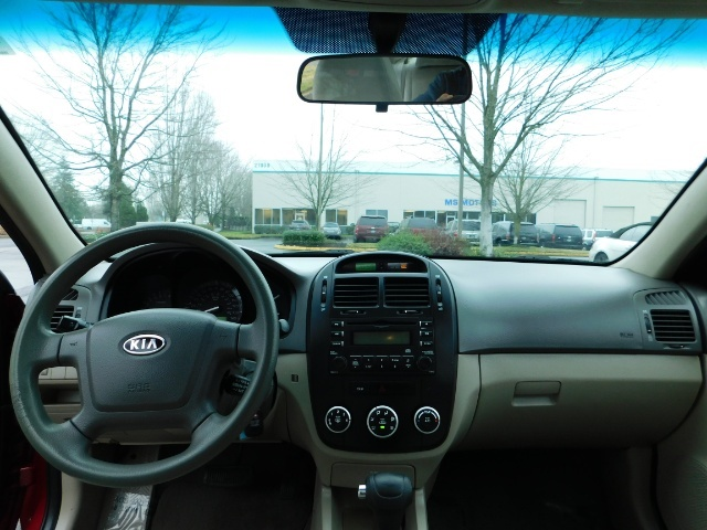 2009 Kia Spectra EX / Sedan / Auto / Sunroof / Spoiler / 1-OWNER - Photo 36 - Portland, OR 97217