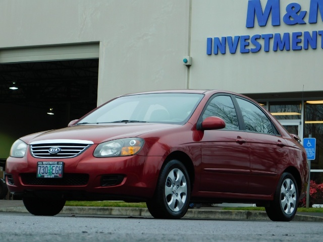 2009 Kia Spectra EX / Sedan / Auto / Sunroof / Spoiler / 1-OWNER - Photo 49 - Portland, OR 97217