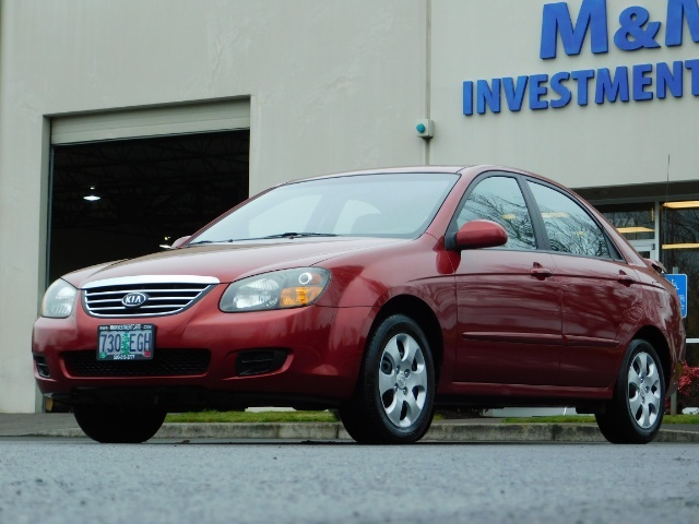 2009 Kia Spectra EX / Sedan / Auto / Sunroof / Spoiler / 1-OWNER - Photo 46 - Portland, OR 97217