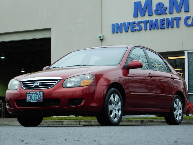 2009 Kia Spectra EX / Sedan / Auto / Sunroof / Spoiler / 1-OWNER - Photo 44 - Portland, OR 97217