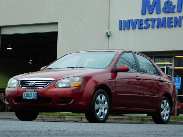 2009 Kia Spectra EX / Sedan / Auto / Sunroof / Spoiler / 1-OWNER - Photo 43 - Portland, OR 97217