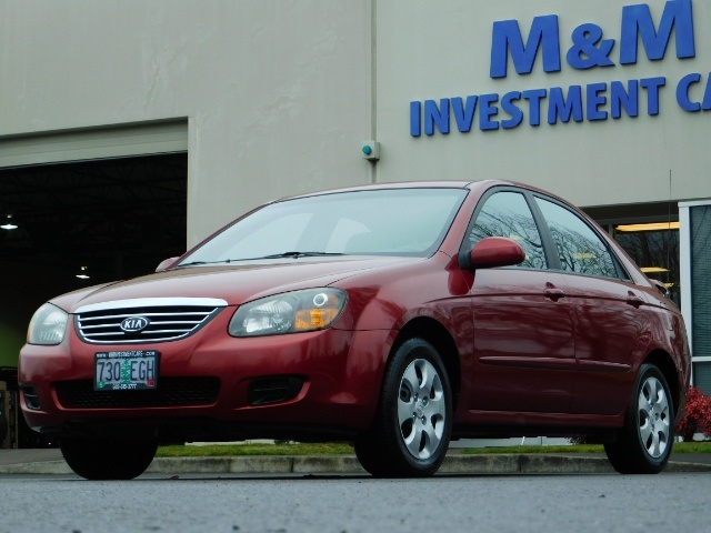 2009 Kia Spectra EX / Sedan / Auto / Sunroof / Spoiler / 1-OWNER - Photo 1 - Portland, OR 97217