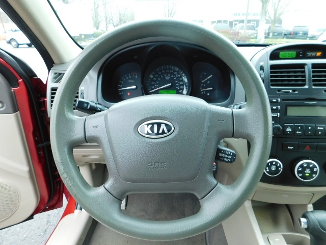 2009 Kia Spectra EX / Sedan / Auto / Sunroof / Spoiler / 1-OWNER - Photo 22 - Portland, OR 97217