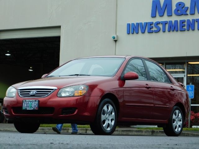 2009 Kia Spectra EX / Sedan / Auto / Sunroof / Spoiler / 1-OWNER - Photo 50 - Portland, OR 97217