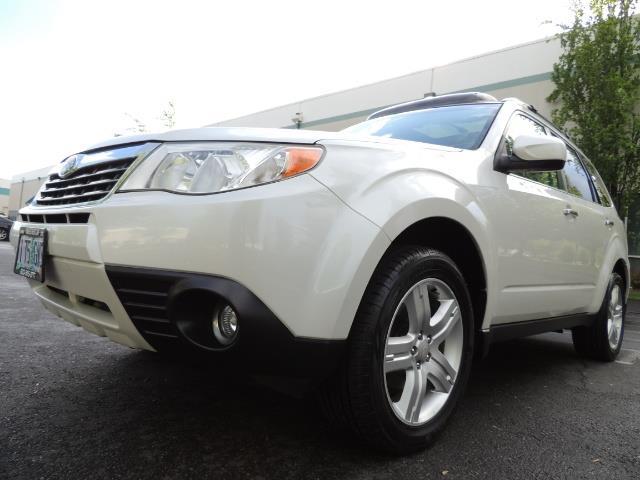 2009 Subaru Forester 2.5 X Limited NAVI / LEATHER / AWD RACK - Photo 21 - Portland, OR 97217