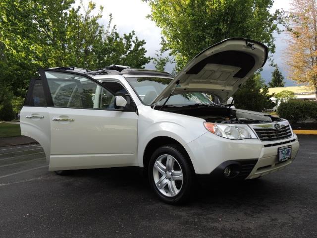 2009 Subaru Forester 2.5 X Limited NAVI / LEATHER / AWD RACK - Photo 29 - Portland, OR 97217