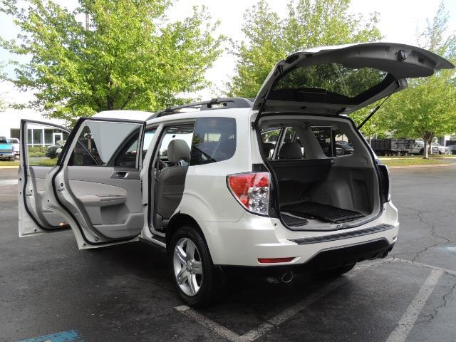 2009 Subaru Forester 2.5 X Limited NAVI / LEATHER / AWD RACK - Photo 26 - Portland, OR 97217