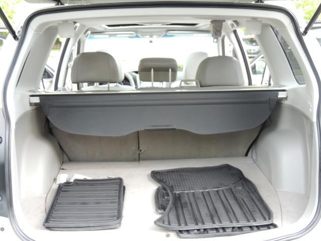 2009 Subaru Forester 2.5 X Limited NAVI / LEATHER / AWD RACK - Photo 27 - Portland, OR 97217