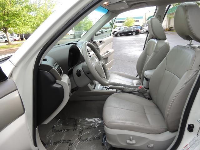 2009 Subaru Forester 2.5 X Limited NAVI / LEATHER / AWD RACK - Photo 14 - Portland, OR 97217