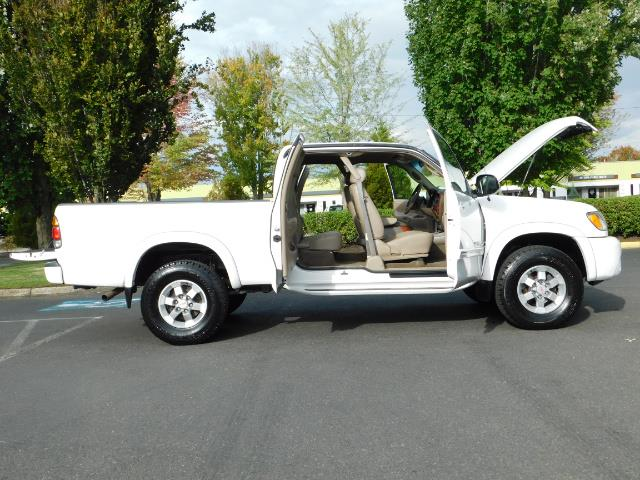 2003 Toyota Tundra Limited 4dr Access Cab Limited / 4X4 / 1-OWNER - Photo 30 - Portland, OR 97217