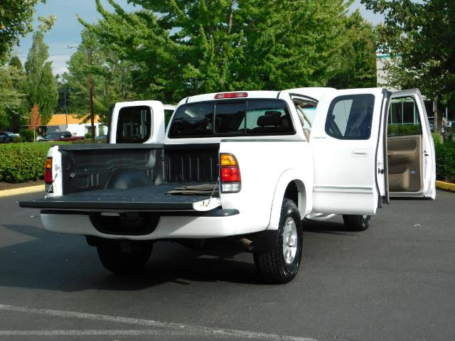 2003 Toyota Tundra Limited 4dr Access Cab Limited / 4X4 / 1-OWNER - Photo 29 - Portland, OR 97217