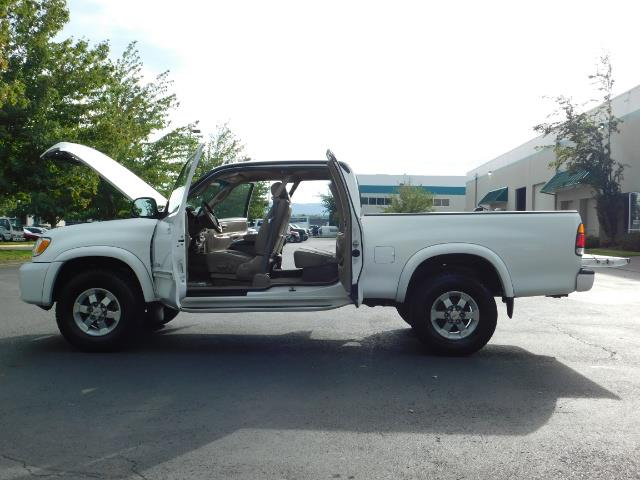 2003 Toyota Tundra Limited 4dr Access Cab Limited / 4X4 / 1-OWNER - Photo 26 - Portland, OR 97217