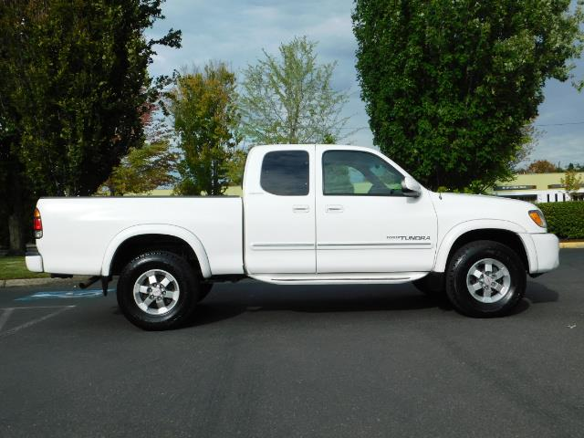 2003 Toyota Tundra Limited 4dr Access Cab Limited / 4X4 / 1-OWNER - Photo 4 - Portland, OR 97217