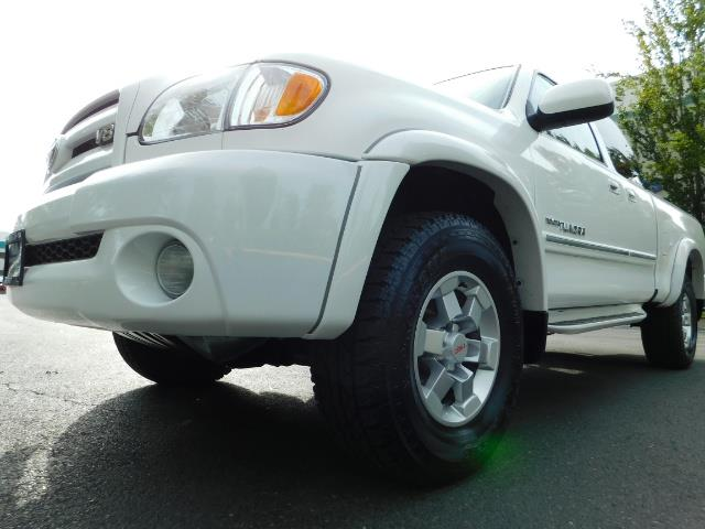 2003 Toyota Tundra Limited 4dr Access Cab Limited / 4X4 / 1-OWNER - Photo 9 - Portland, OR 97217