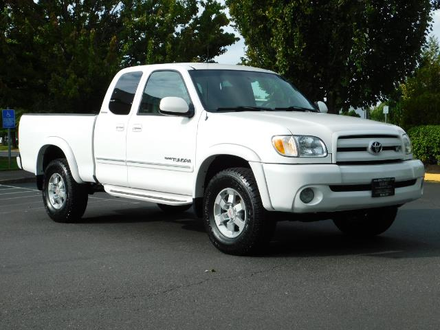 2003 Toyota Tundra Limited 4dr Access Cab Limited / 4X4 / 1-OWNER - Photo 2 - Portland, OR 97217