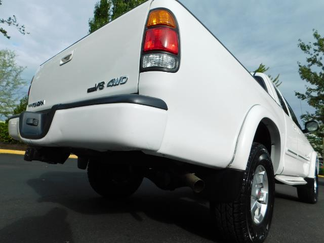 2003 Toyota Tundra Limited 4dr Access Cab Limited / 4X4 / 1-OWNER - Photo 12 - Portland, OR 97217